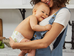 My 5 top nutrition tips that every new Mum needs to know