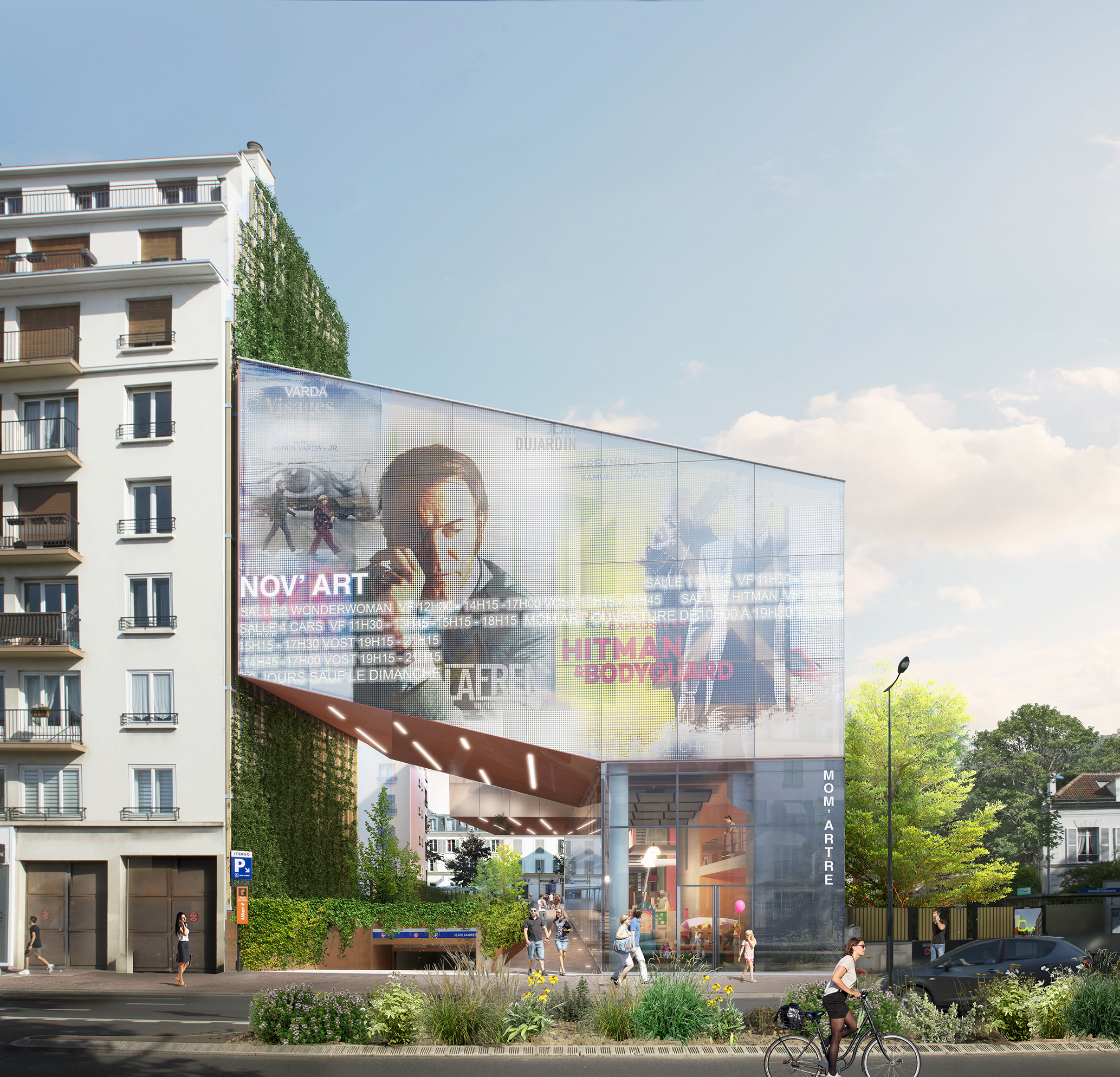 METROPOLE GRAND PARIS - RUEIL