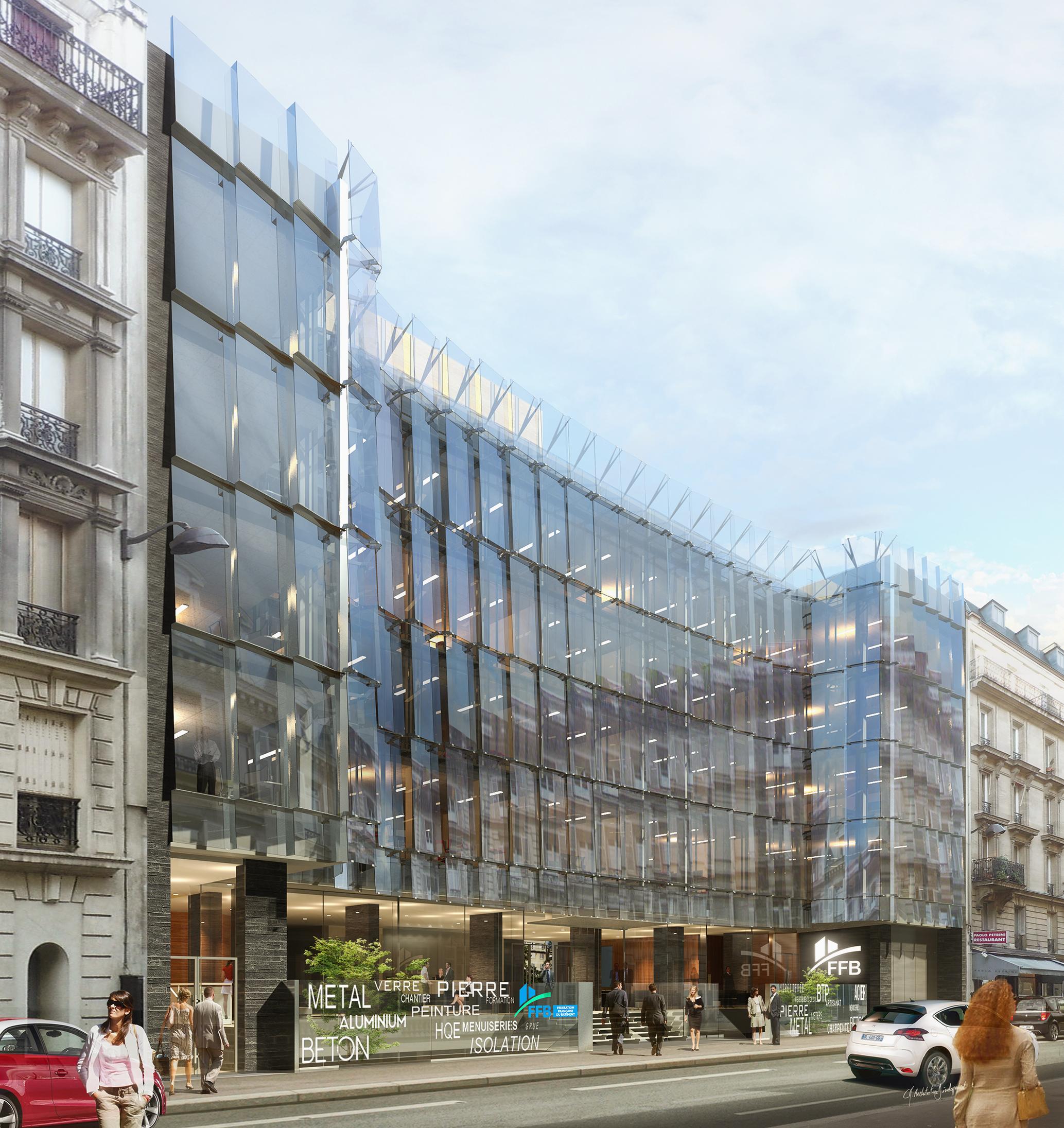 BUREAUX FFB PARIS