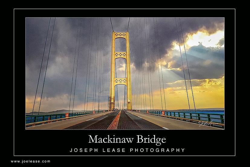 Big Mac Bridge Poster