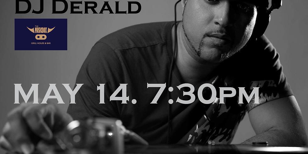 DJ Derald live set!