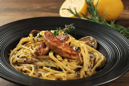Foie Gras and Truffles Pasta 鵝肝松露意大利粉