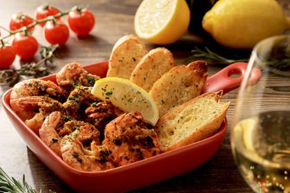 Garlic Shrimp 蒜蓉蝦