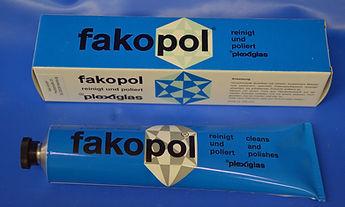 fakopol 9303 Acrylglas Kratzer Plexiglas