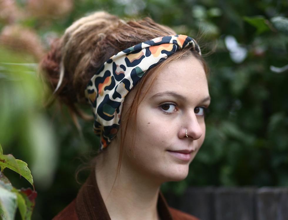 Haarband wild nature