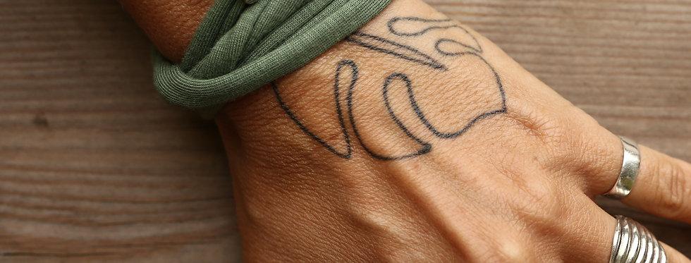 Armband Drachenkopf