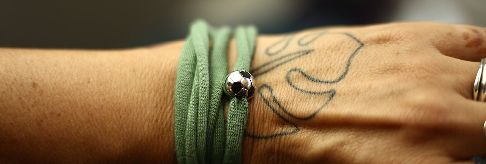 Armband Fußball