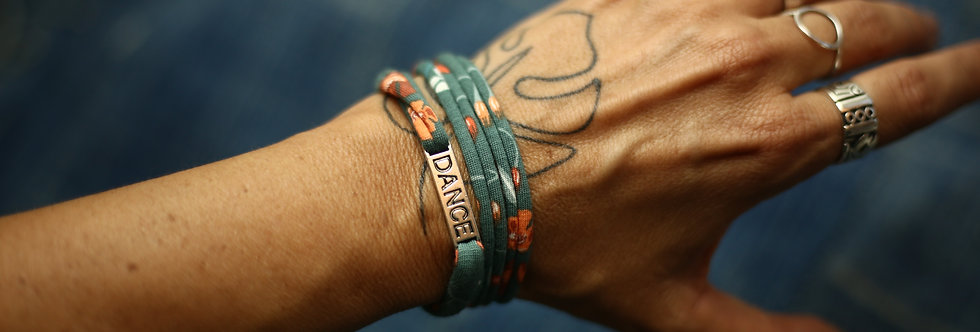 Armband DANCE Blumenwiese