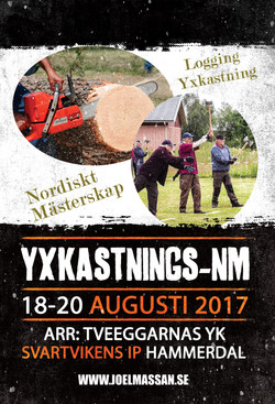 Nordiska Mästerskapen i Yxkastning