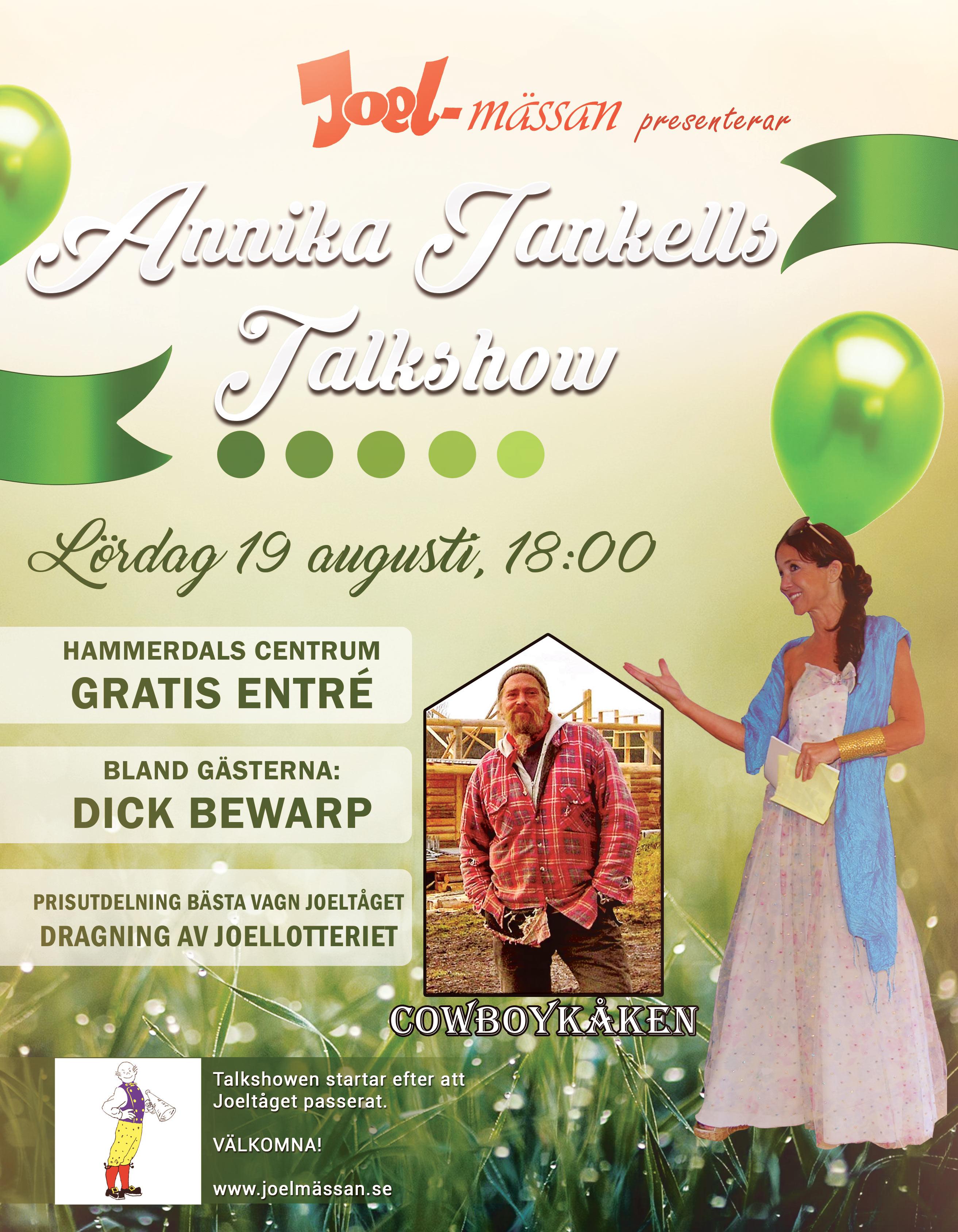 Annika Jankells Talkshow