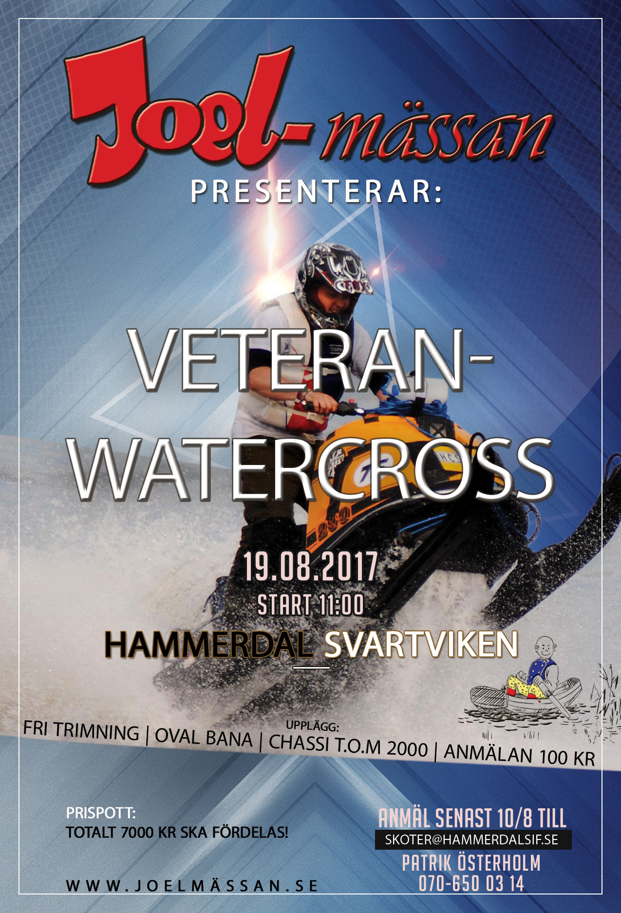 Veteranwatercross