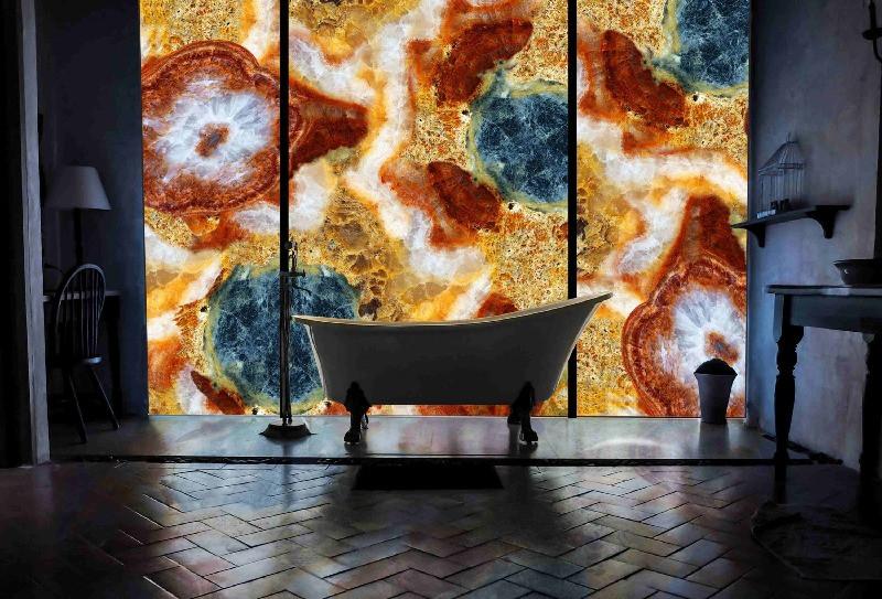 Backlit Designer Tiles for Kitchen | Osaanj | All India ...