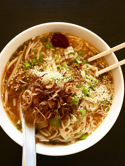 ASIAN NOODLE BROTH