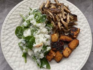 White Rice vs. Brown Rice