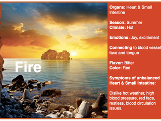 """How Chinese Medicine Balances """"the Summer Element"""""""