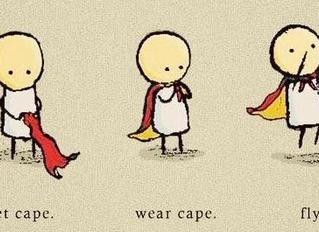 Servant Leaders: Superheroes that Change the World