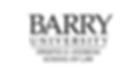 Barry Law School logo.png