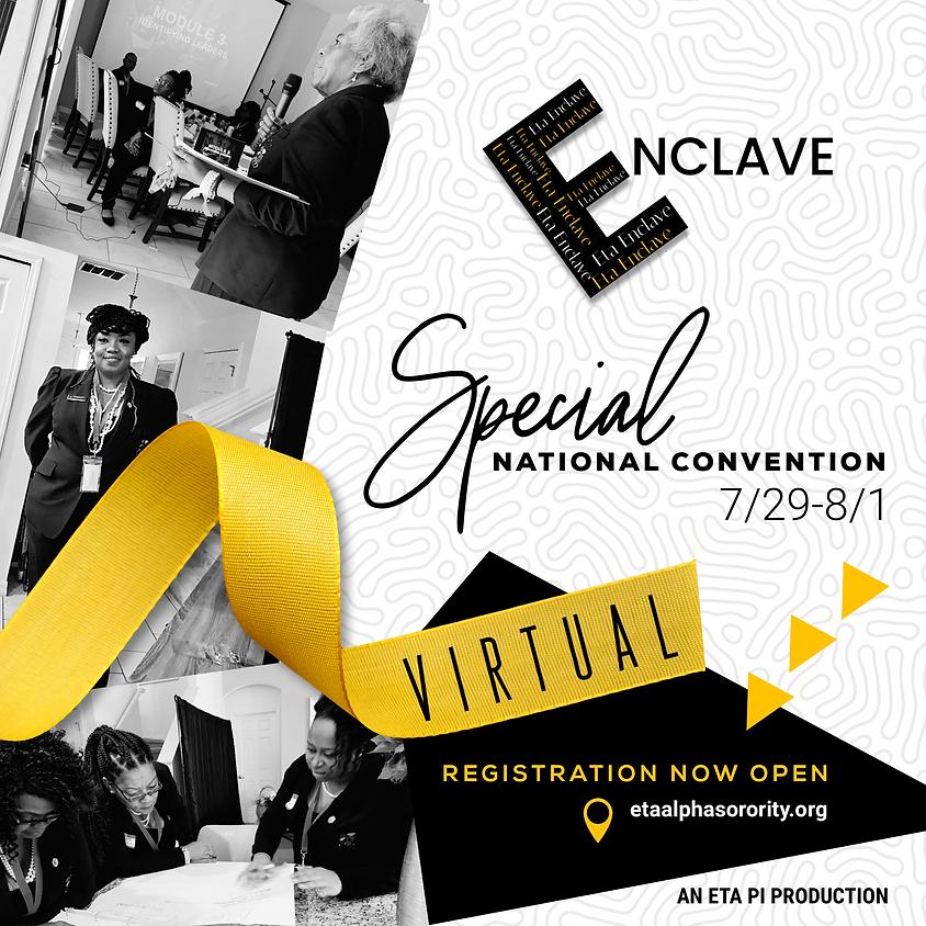 Eta Enclave National Convention
