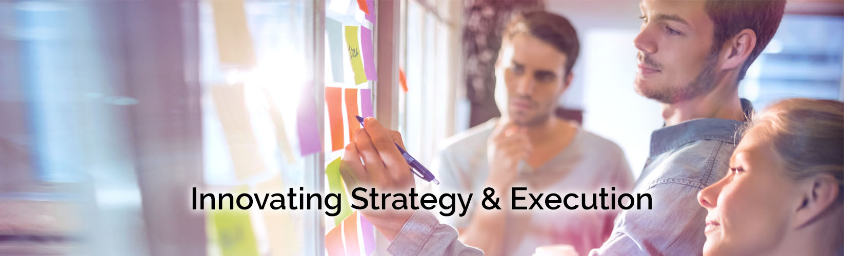 Innovating Strategy and Execution