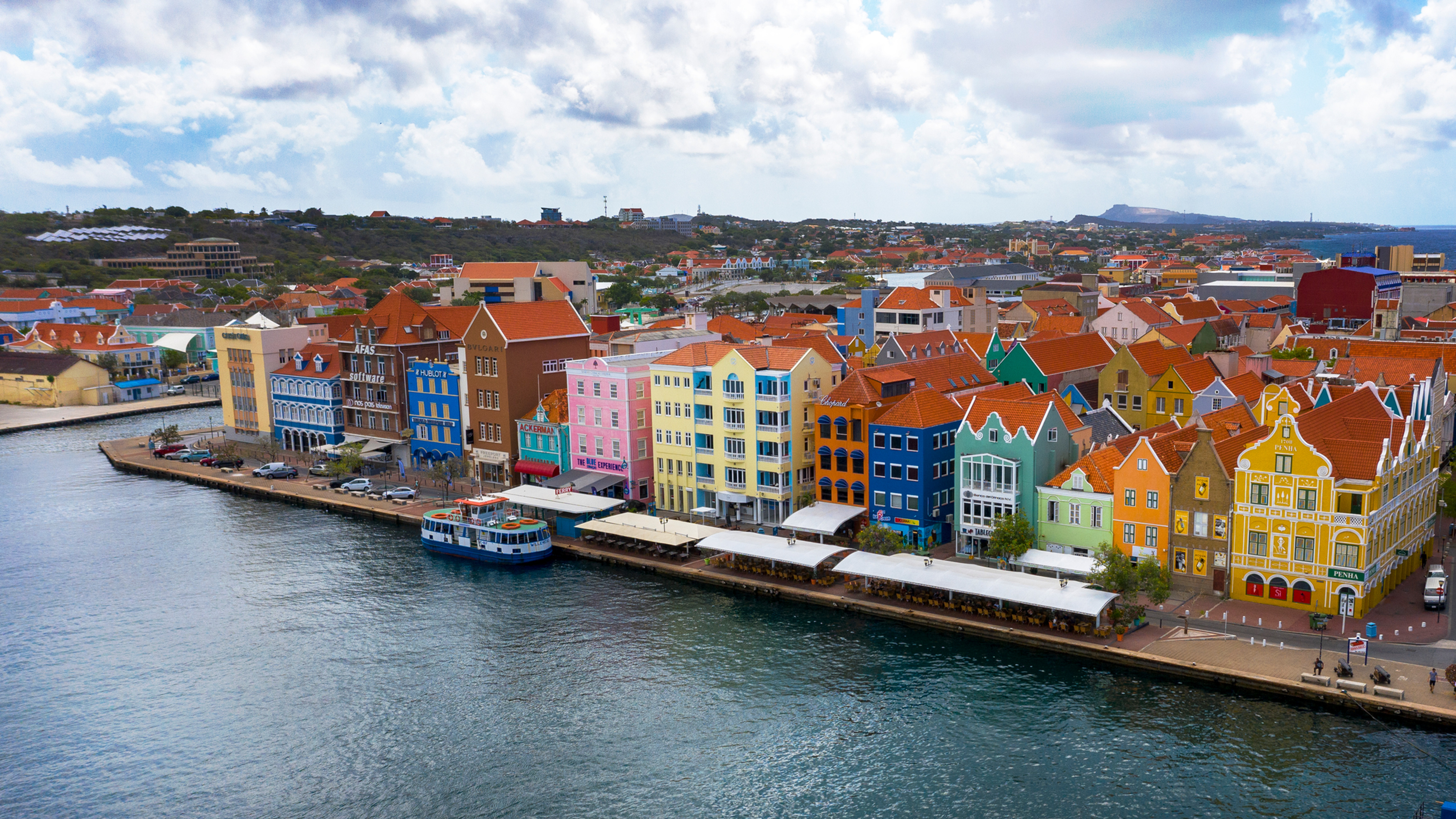 This is Willemstad