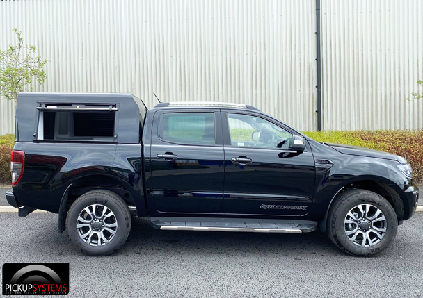 Ford Ranger Double Cab PolyPod