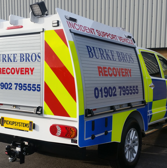 SPECIALIST SUPPORT VEHICLE