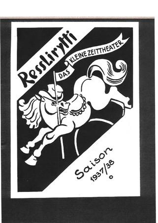 1937 Resslirytti-Saison 1937-38