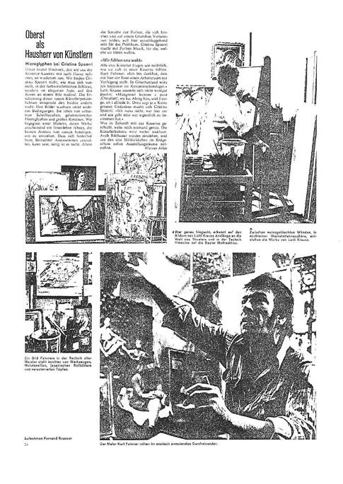 Datum und Zeitschrift unbekannt