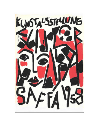 1958 Gruppenausstellung Katalog