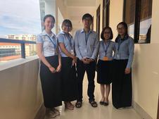 Pathologists in Cambodia