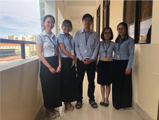 Pathologists in Cambodia