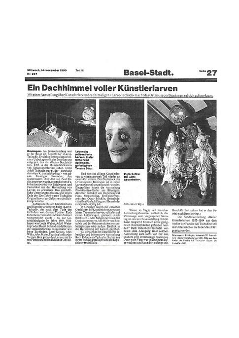 1990 BAZ Eidenbenz