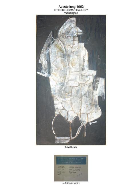 1963 Otto Seligman Gallery-Ausstellung