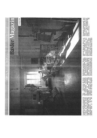 1986 BAZ Basler Magazin
