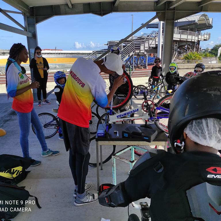 Juillet vacances BMX Guadeloupe 2021