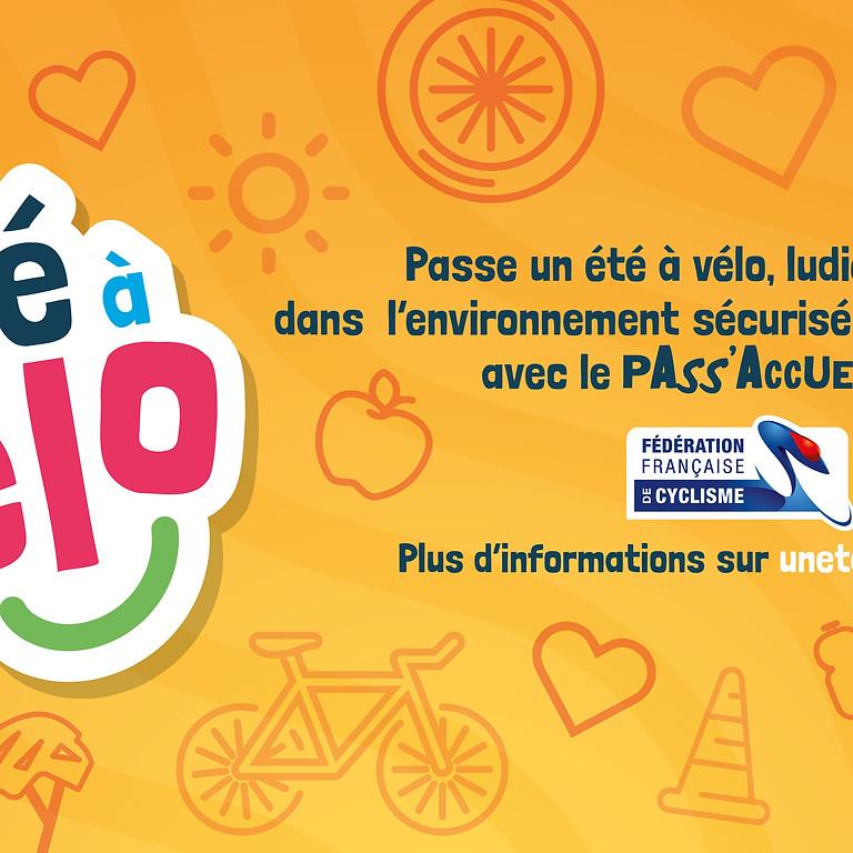ETE à vélo 9 Juillet BMX Guadeloupe