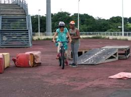 Le sport adapté cyclisme Guadeloupe revient vite