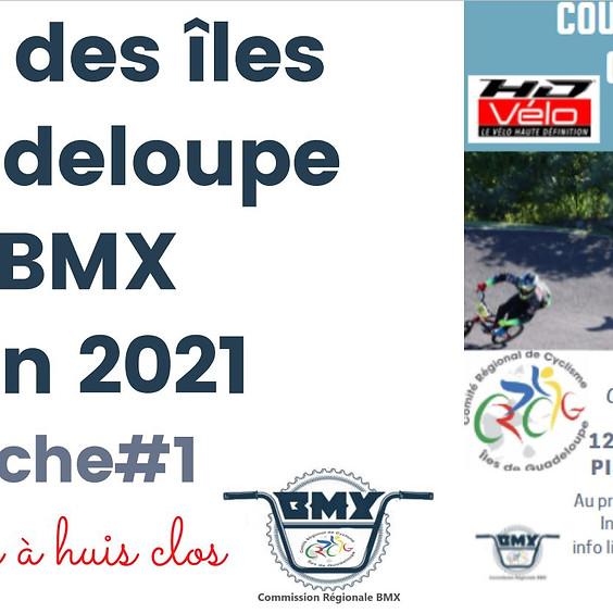 Coupe des Iles de Gua de BMX CRCIG