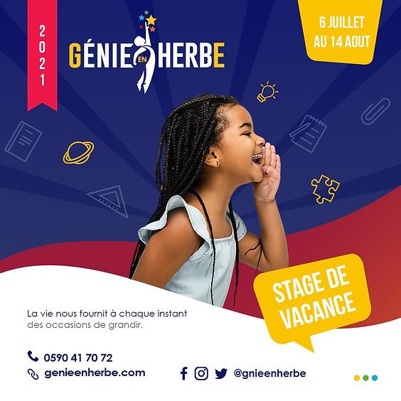 Vacances apprenants Génie en Herbe BMX Guadeloupe