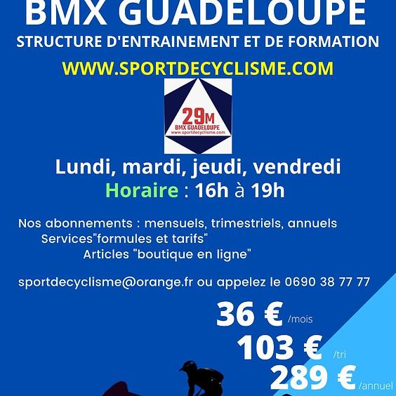 BMX Guadeloupe Ecole de Sports