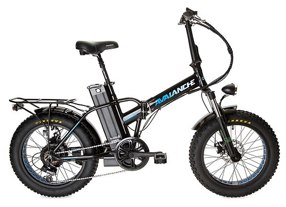 Avalanche ELECTRIC BIKE FOLDIE 2020