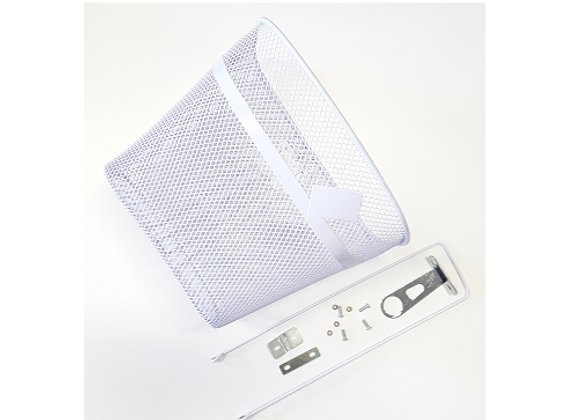 ABC BASKET WIRE FOR CRUISERS WHITE