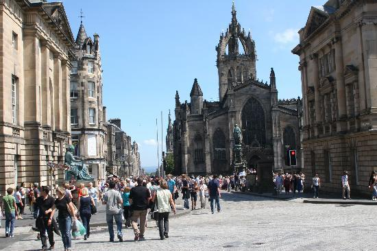 Royal Mile & St. Giles