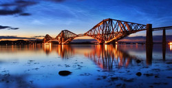Rail Bridge from Fife