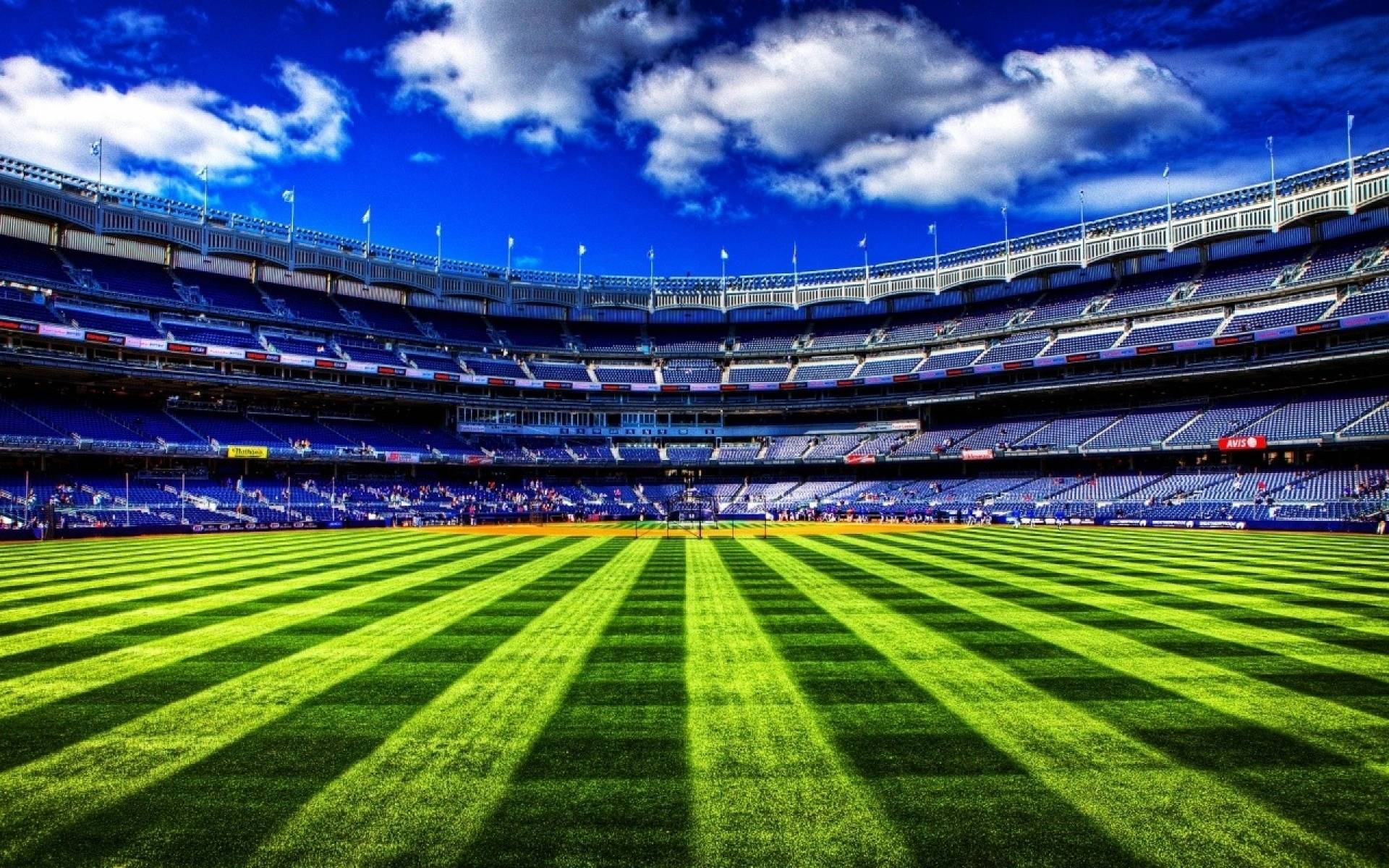 Baseball Stadium 3