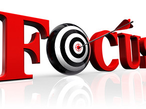 Clarity, Focus and Results are Three keys to success