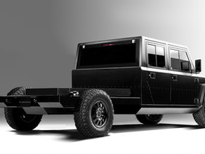 Bollinger Electric truck chassis starts at $55,000, batteries range up to 402kwh