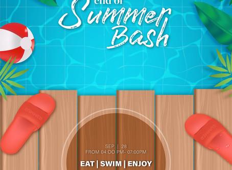 Samrya Garden's Summer Bash