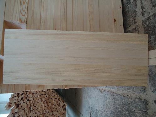 Мебельный щит Сосна А-А 18х900х900 цельноламельн