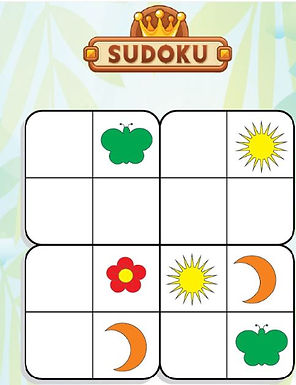 Sudoku L1-2